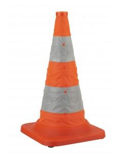 Cone pliable hauteur 50 cm...