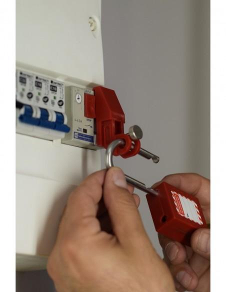 Verrouillage disjoncteur magnéto-thermique petit