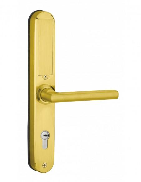POIGNÉE ÉLECTRONIQUE EA70mm finition dorée