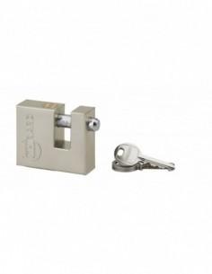 Cadenas à clé LAND 50 mm