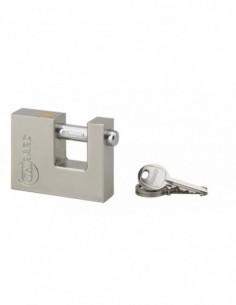 Cadenas à clé LAND 70 mm