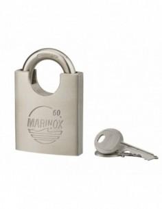 Cadenas à clé MARINOX 60 mm