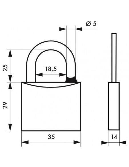 MACH 3 - 35 mm