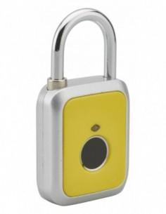 Cadenas électronique DIGITAL COLOR jaune