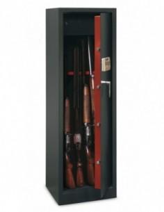 Armoire à fusils MONTERIA 10 fusils à combianaison