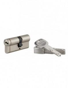 Cylindre 30x40 mm 5 clés longues fonction urgence