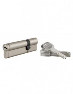 Cylindre 30x70 mm 5 clés longues fonction urgence