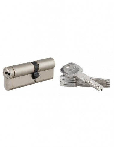 Cylindre 40x55 mm 5 clés longues fonction urgence