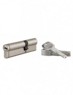 Cylindre 40x70 mm 5 clés longues fonction urgence