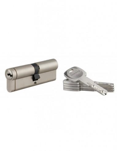 Cylindre 45x50 mm 5 clés longues fonction urgence