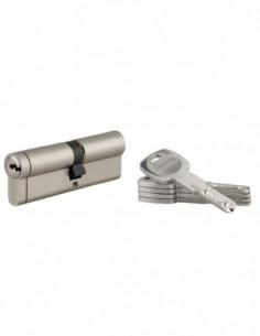 Cylindre 45x55 mm 5 clés longues fonction urgence