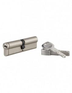 Cylindre 50x60 mm 5 clés longues fonction urgence