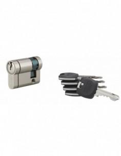 Cylindre hg5+ 30x10mm 5 clés panneton orientable