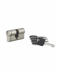 Cylindre hg6+ 31x31mm 5 clés panneton orientable