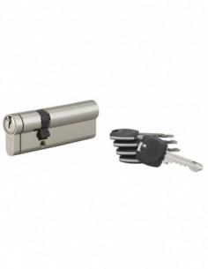 Cylindre hg6+ 31x61mm 5 clés panneton orientable