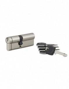Cylindre hg6+ 36x46mm 5 clés panneton orientable