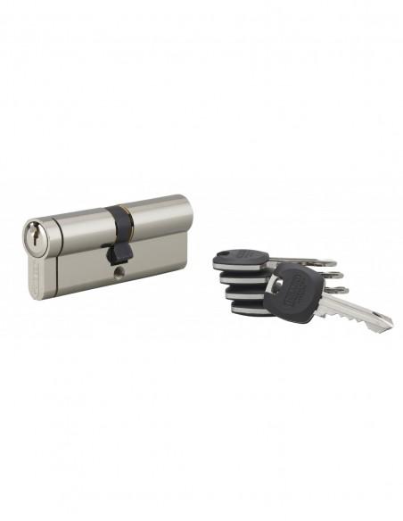 Cylindre hg6+ 41x41mm 5 clés panneton orientable