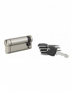 Cylindre hg6+ 61x10mm 5 clés panneton orientable