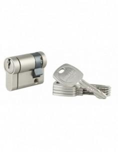 Demi-cylindre 30 x 10 mm panneton orientable