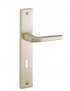 Picardie trou de clé, l carré 8mm x 72 mm