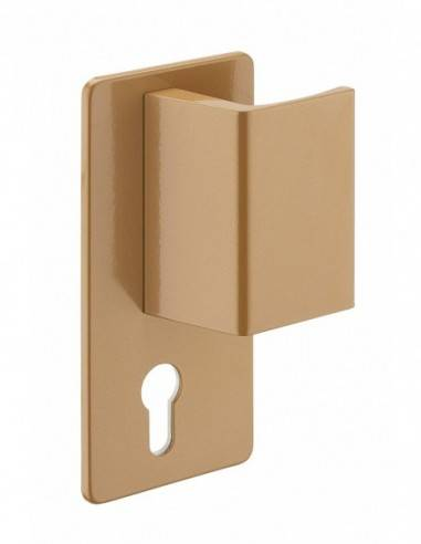 Poignee porte palère targa bronze droite
