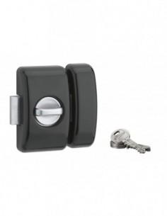 Universel 5 goup. 45 mm noir 3 clés