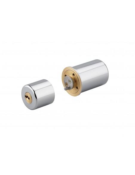 Jeu de cylindres ronds adaptateur T2 CAZ D33 4 clés