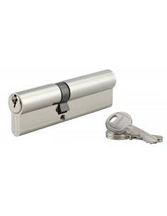Cylindre 45 x 60 mm 3 clés nickelé
