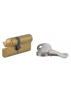 Cylindre profile hg 30x40 triangle interne 11 côté 30 3 clés laiton