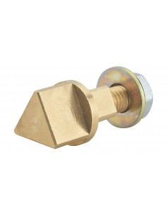 Adaptateur triangle 14 mm pour fouillot carré 7 mm